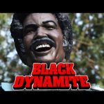 "BLACK DYNAMITE Teaches Kimo Leopaldo ""Swim Enjoyment"""