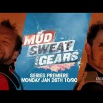 Mud, Sweat and Gears, NEW SERIES Premieres January 26 at 10/9c – on BBC America