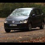 Volkswagen Sharan video review 90sec verdict