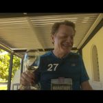 Wine tasting on a marathon run – Eddie Izzard: Marathon Man – BBC Three