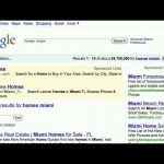 15 second search tips: Real Estate and Housing