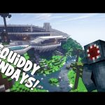 Minecraft – Squiddy Sunday's – Death By APPLE!