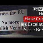 How Hate Crime Has Escalated Since Brexit