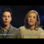 Jordan Gavaris and Evelyne Brochu kick off #OrphanBlackFriday – November 28th @ 12am ET