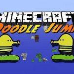 MineCraft Doodle Jump – ماب النقيزة XD