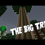 Minecraft – Mission To Mars – The BIG Tree! [3]