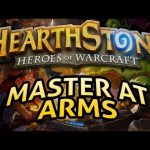 Hearthstone: Master at Arms – Lord of the Gimmicks