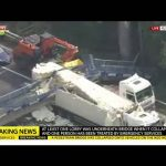 Bridge Collapses On M20 Between Junctions 3 & 4