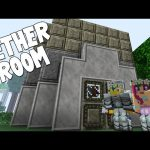 Minecraft – Attack Of The B Team – Nether Room!! [24]