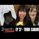 Treacherous Spies, Trilogies, and Trudi Canavan! – Sword & Laser ep. 27