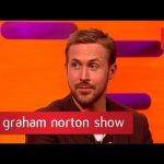 Ryan Gosling, cellophane salesman – The Graham Norton Show: 2017 – BBC One