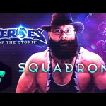 """Heroes of the Storm : """"Got You For 3 Minutes!"""" (Gameplay)   TGN Squadron"""