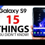 Samsung Galaxy S9 – 15 Things You Didn't Know!