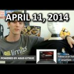 The WAN Show: Will.I.Am's Smartwatch, FreeSync Coming??,  – April 11th, 2014