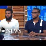 Men arrested at Starbucks speak out